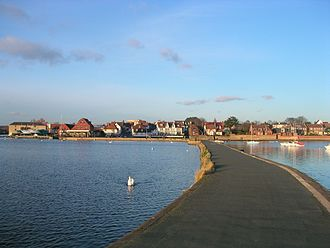 Emsworth - The Promenade