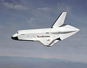 Space Shuttle Enterprise - Enterprise as it banks on its second Approach and Landing Test, September 13, 1977.