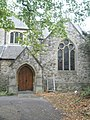 Entrance to Holy Trinity, Southall - geograph.org.uk - 1528866.jpg