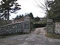 Entrance to Ingsdon Manor - geograph.org.uk - 1723408.jpg