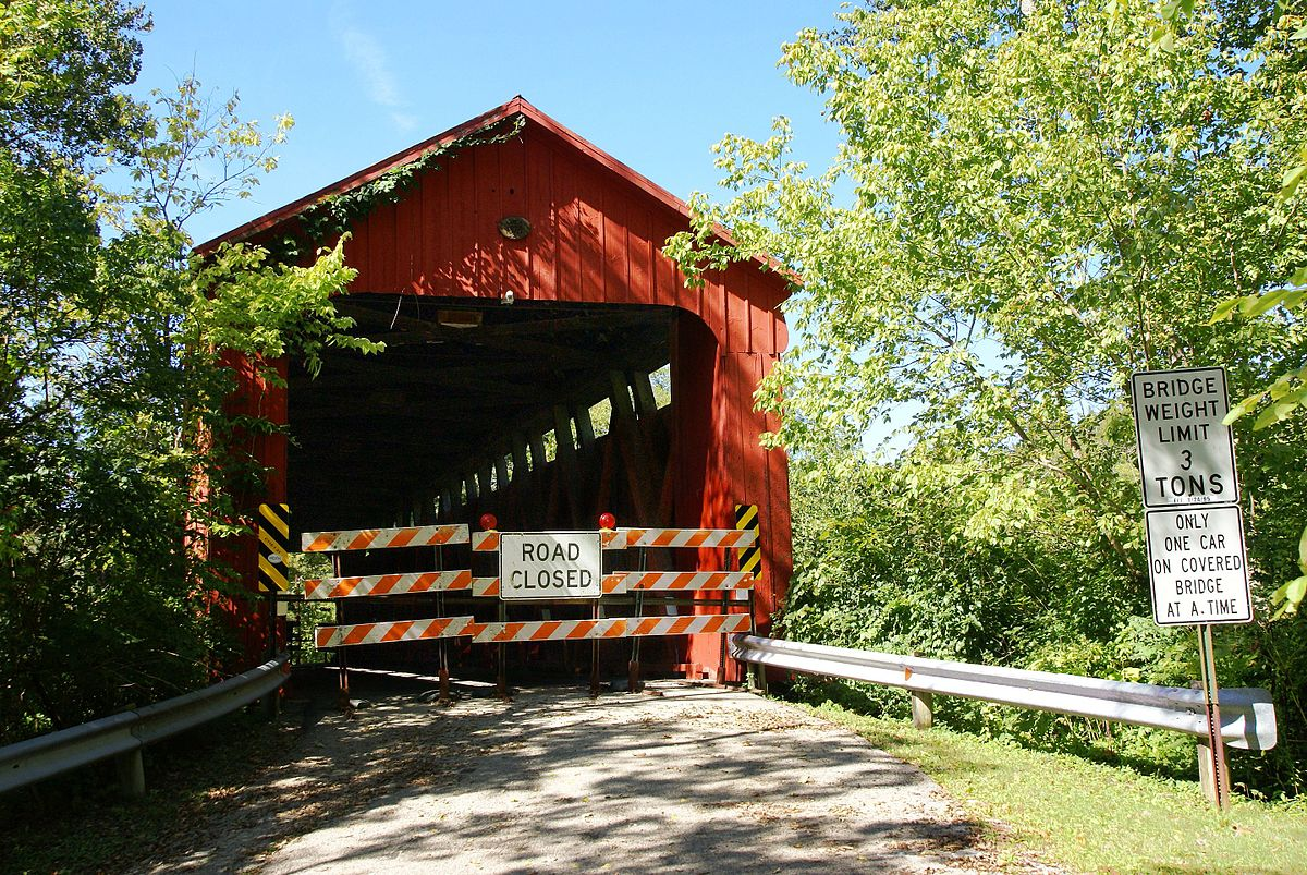 Stonelick Covered Bridge Wikipedia