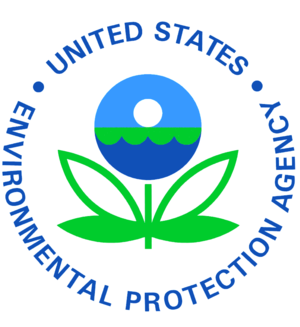Logo of the US Environmental Protection Agency...