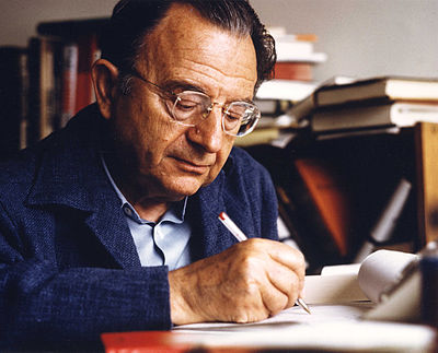Picture of an author: Erich Fromm