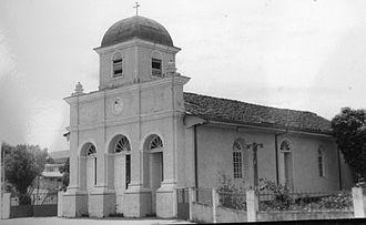 Alajuela - El Llano old hermitage