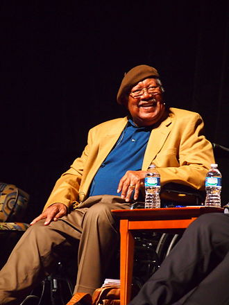 Ernest J. Gaines - Gaines at Fall for the Book