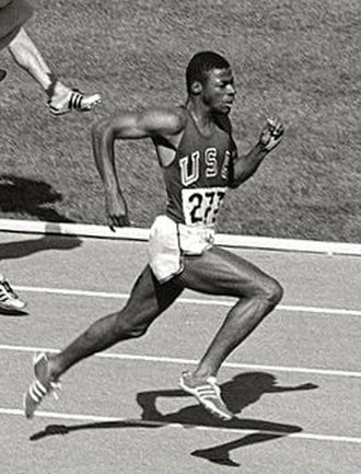 Ervin Hall - Ervin Hall at the 1968 Olympics