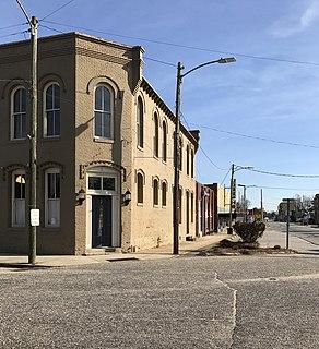 Erwin, North Carolina Town in North Carolina, United States