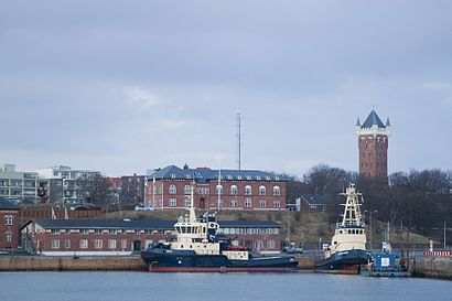 How to get to Esbjerg with public transit - About the place