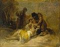 Escena de rapto y asesinato por Francisco de Goya.jpg