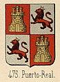 Escudo de Puerto-Real (Piferrer, 1860).jpg
