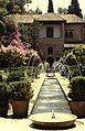Espagne Grenade Alhambra Generalife Patio De La Acequia 071997 - panoramio.jpg