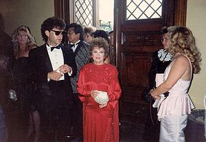 Estelle Getty - Getty at the 1988 Emmy Awards