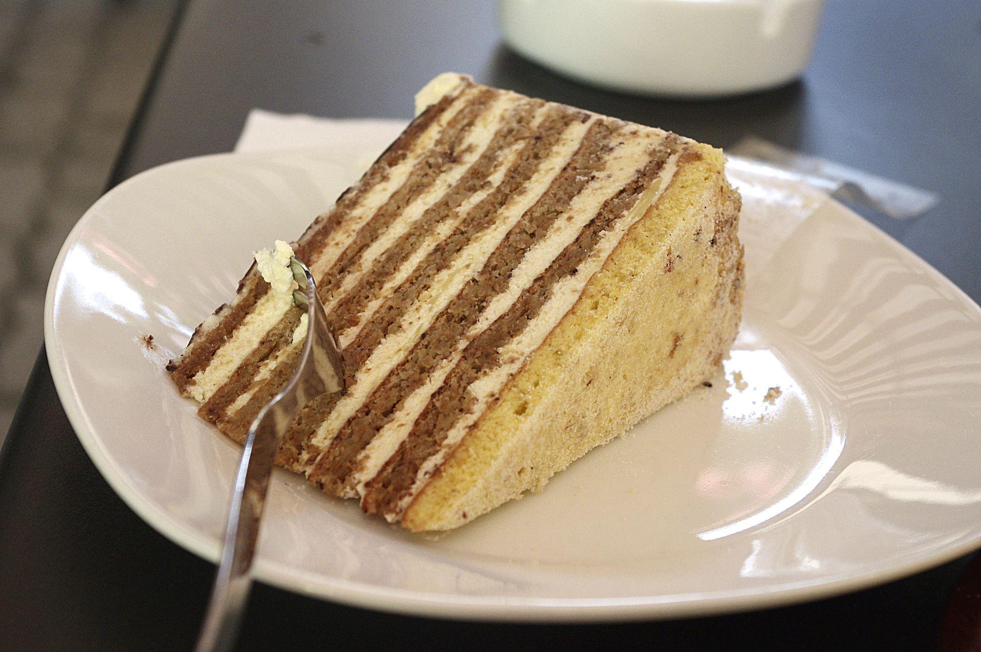 Layer Cake Recette Chef