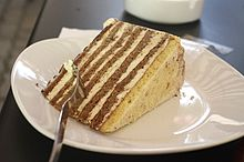 Recette Layer Cake Figues Feve Tonka