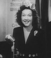 In the film Stage Door Canteen (1943)