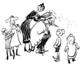 Ett hem Carl Larsson svartvit teckning 12.png
