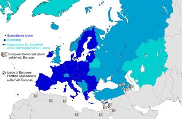 Europa Organisationen