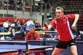 European Para Table Tennis Championships 2009 - Baptiste Paugam (2).jpg