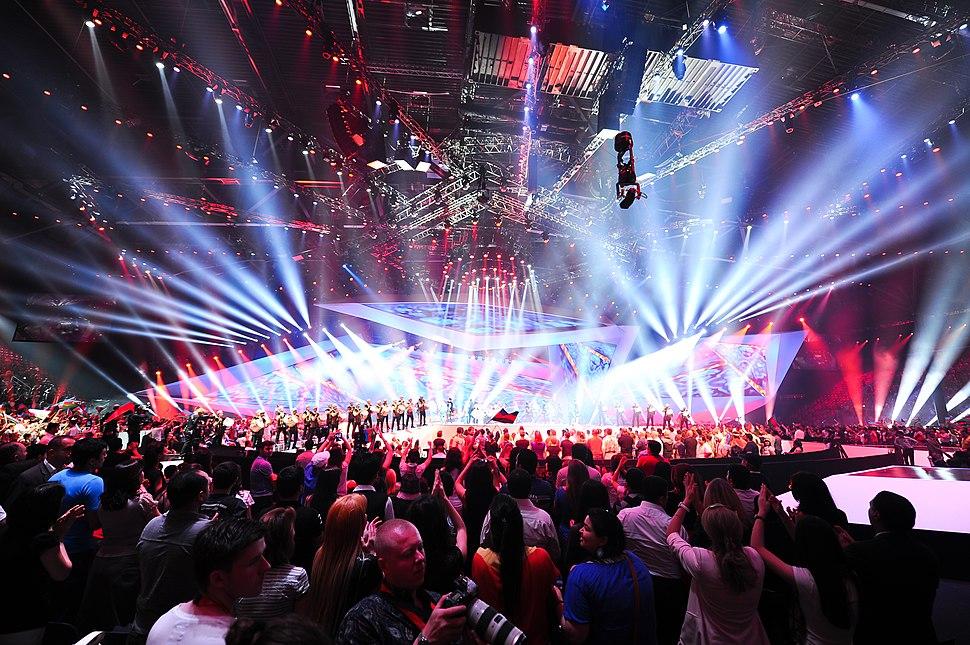 Eurovision 2012BAKU