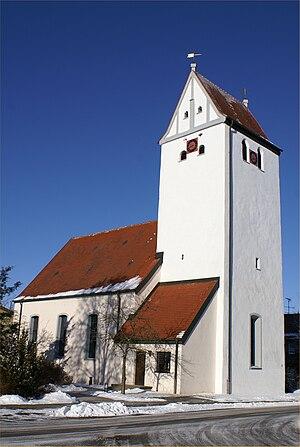Mehrstetten - Evangelic church Mehrstetten