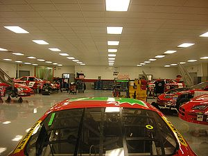 Richard Petty Motorsports - The Evernham Shop in 2005.