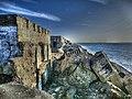 Every Day The Sea Devours Coasts Battary - panoramio.jpg