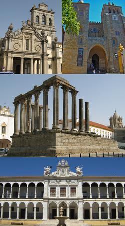 Roman Temple Évora