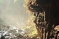 Exit of a karst cave in Bijie - panoramio.jpg