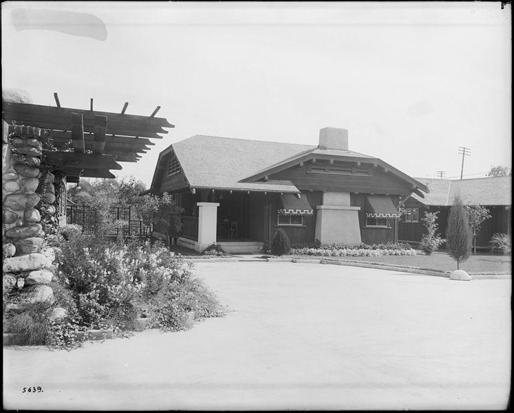 File exterior view of a california bungalow east colorado - 600 exterior street bronx ny 10451 ...