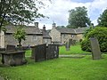 Eyam churchyard, Derbyshire - geograph.org.uk - 1413819.jpg