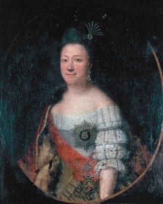 Friederike Auguste Sophie of Anhalt-Bernburg - Image: Fürstin Friederike Auguste Sophie von Anhalt Zerbst