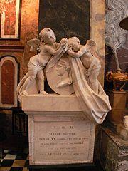 tombeau du cœur de Marie Leszczynska