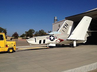 Flying Leatherneck Aviation Museum - Image: F9F 8P Cougar