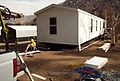 FEMA - 33795 - Contractors work on a FEMA supplied mobile homesin California.jpg