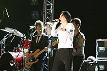 FIL 2011 - Texas concert at keroman 2.JPG
