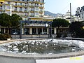 FROZEN FOUNTAIN IN FRONT OF FAIRMONT LE MONTREUX PALACE IN FEBRUARY 2012 - panoramio (1).jpg