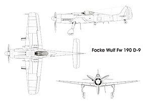 FW190 D9 3Seiten Wiki