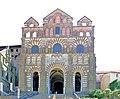Façade de la cathédrale du Puy en Velay.jpg