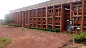 University of Nigeria, Nsukka - Faculty of Arts Building, University of Nigeria, Nsukka