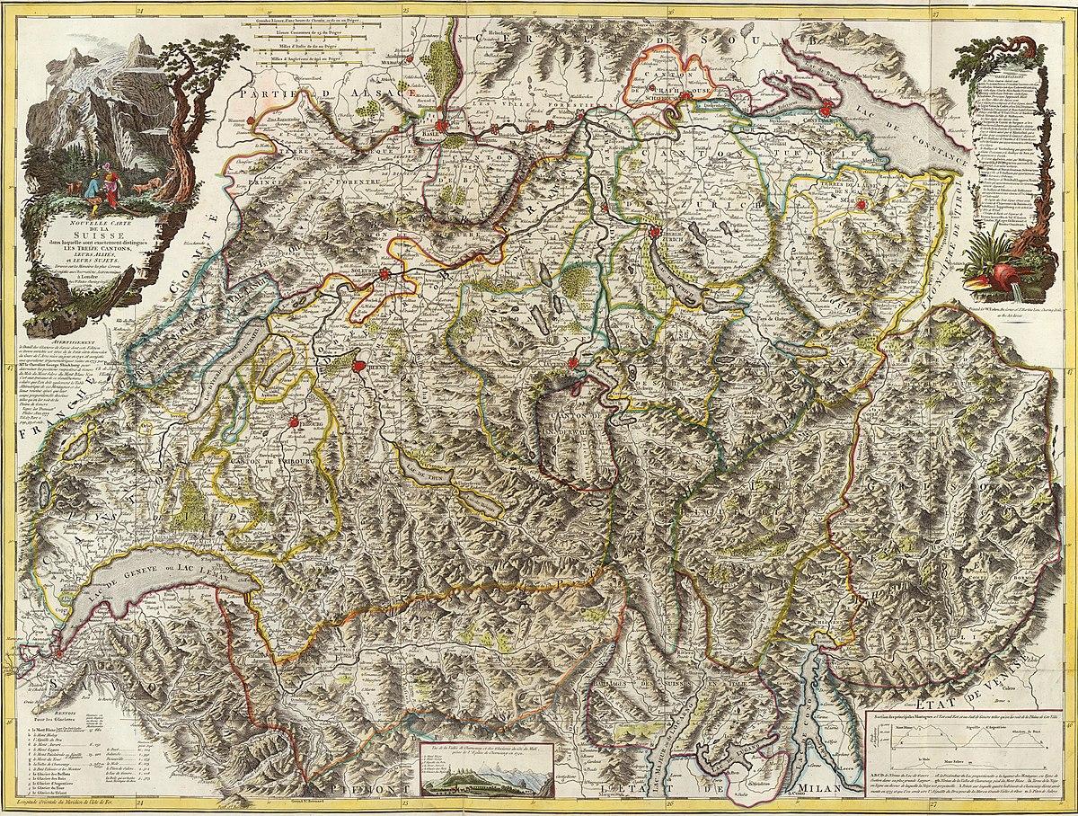 Switzerland during the World Wars - Wikipedia