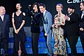 Fantastic Beasts and Where to Find Them Japan Premiere Red Carpet- Eddie Redmayne, Dan Fogler, Katherine Waterston, Alison Sudol, David Yates, David Heyman & DAIGO (35276751510).jpg