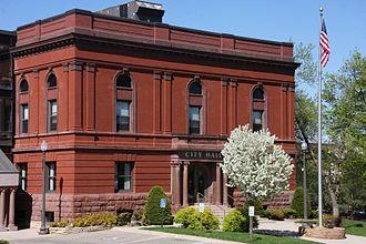 Faribault, Minnesota - Faribault City Hall
