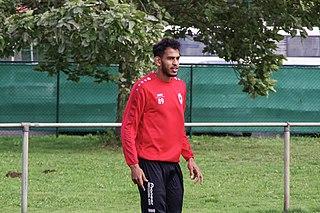Faris Haroun Belgian footballer