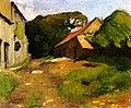 Farmyard at La Percaillerie Albert Marquet (1901).jpg