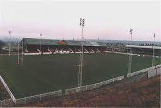 Fartown Ground - Image: Fartown 1