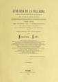 Faustino García Roel (1880) Etiología de la pellagra, portada.png