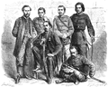 Faustyn Greliński with his Staff 1863.PNG