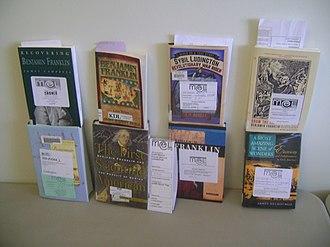 Michigan eLibrary - Image: February 2017 Mel books