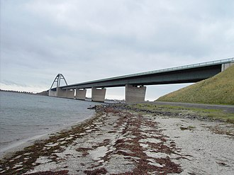 Fehmarn Sound Bridge - Image: Fehmarnsundbruecke