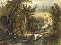 Ferdinand Bellermann - La Cueva del Guaracho, Venezuela (1880).jpg